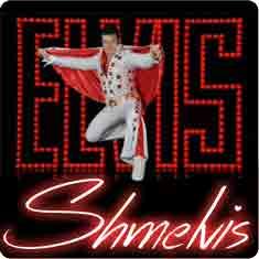 Elvis Shmelvis UK's favourite Elvis tribute show
