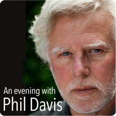 The Barn Theatre presents: Phil Davis, hosted by Elliot Brown