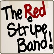 Red Stripe Band