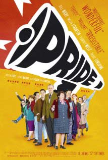 Audience award Winner: PRIDE
