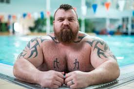 An Evening with Eddie Hall