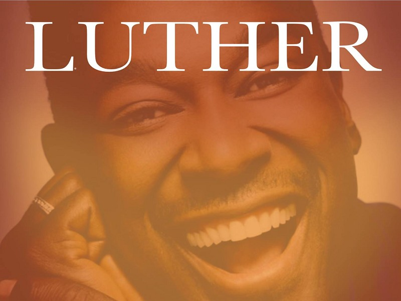 Luther Vandross - The Legend Lives On