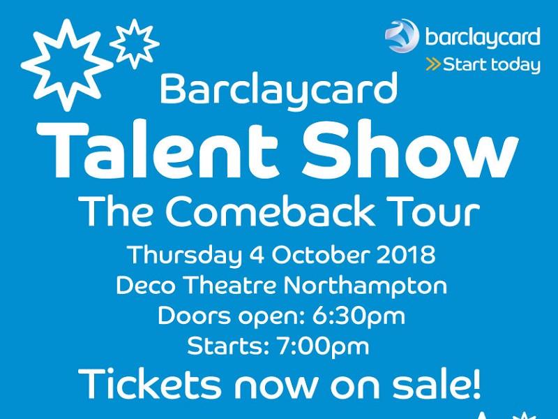 Barlaycard Talent Show 2018