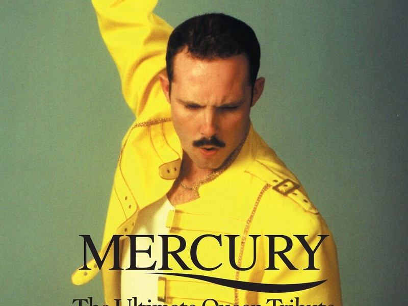 Mercury - The Ultinate Queen Tribute