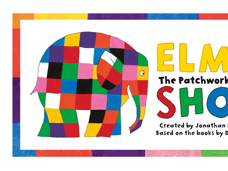 Elmer the Patchwork Elephant, Live Show