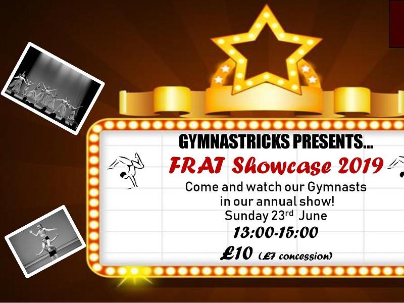 Gymnastricks - FRAT