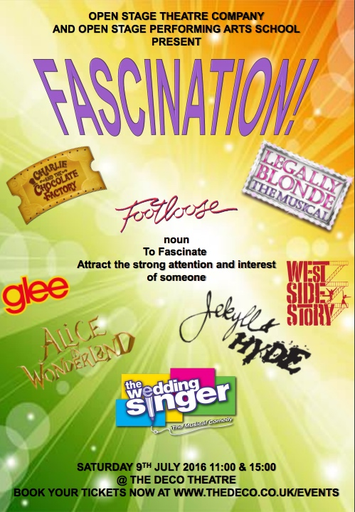 Open Stage presents 'Fascination'
