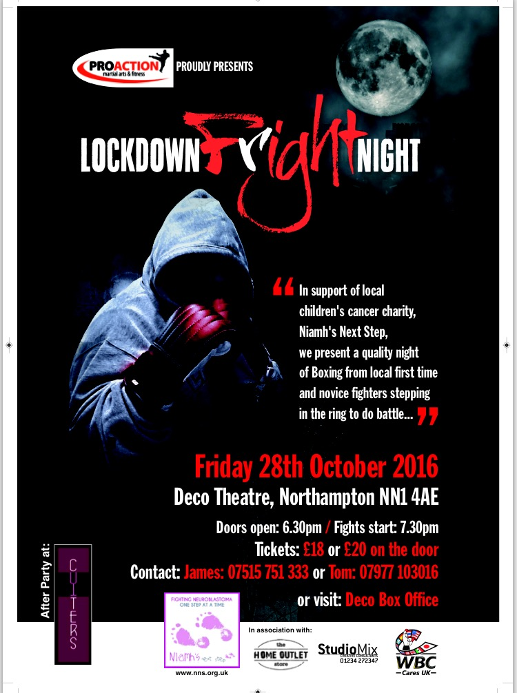 Lockdown Fright Night