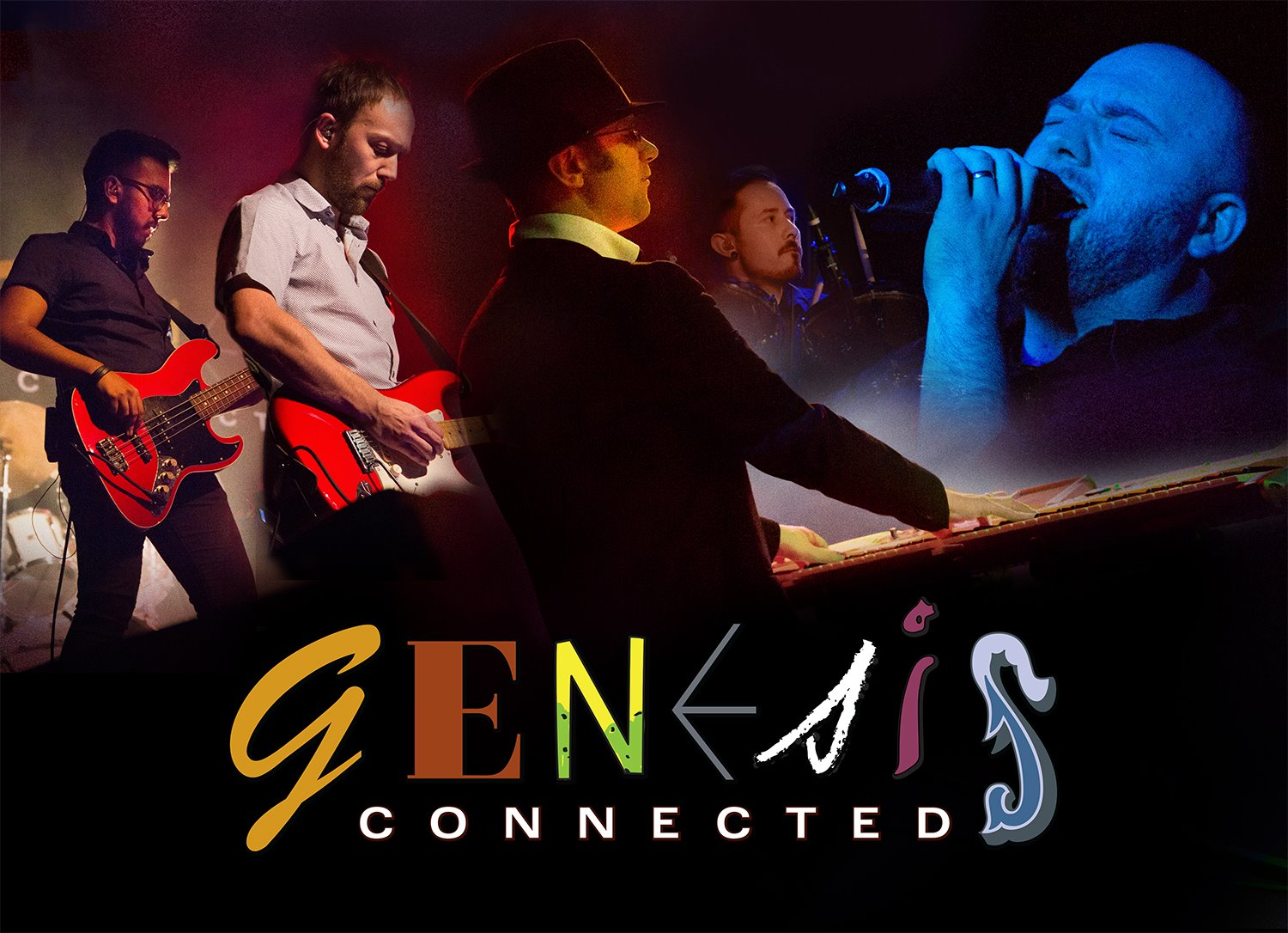 Genisis Connected
