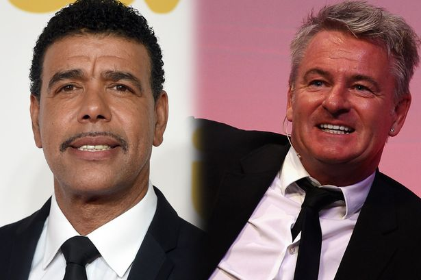 An Evening With Chris Kamara & Charlie Nicholas