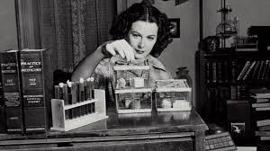 Bombshell: Hedy Lamarr Story