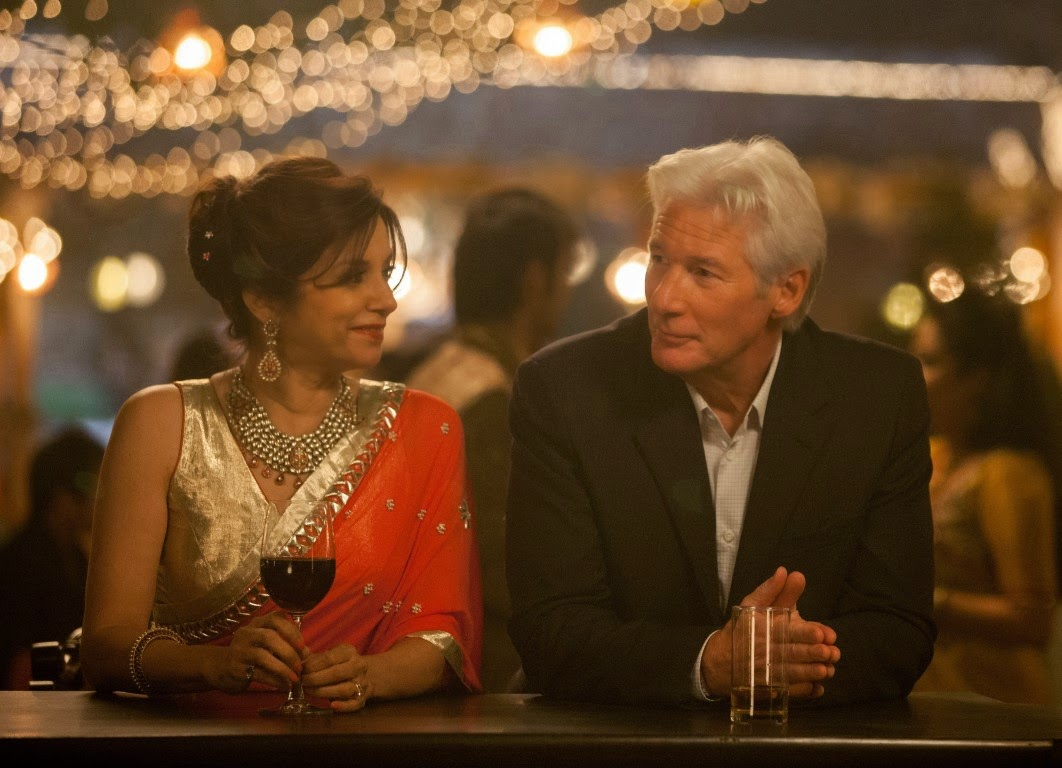 Exotic Marigold Hotel PREVIEW