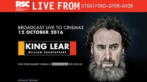 RSC: King Lear