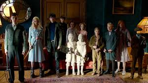 Miss Peregrine's Home...