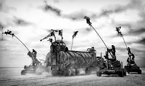 Mad Max:Black & Chrome