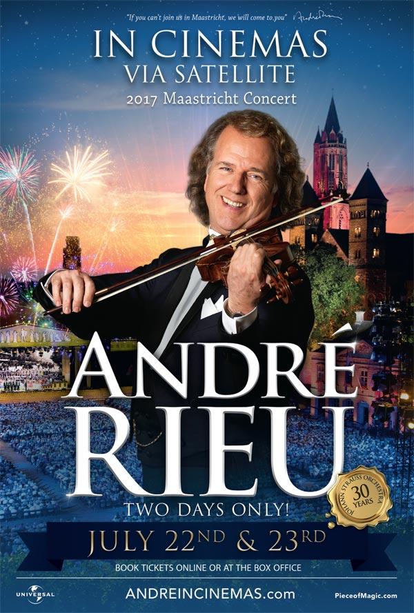 Andre Rieu: Maastricht 2017
