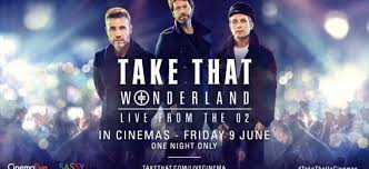 Take That Live 2017