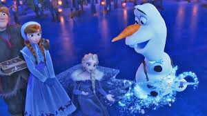 Olaf's Adventure/Frozen