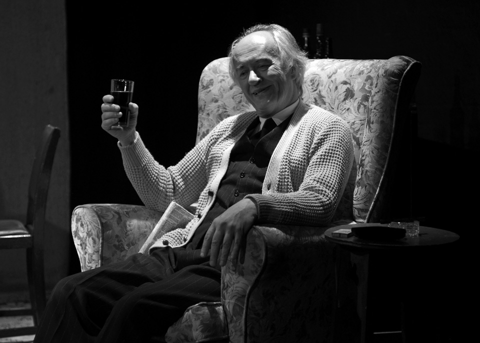 Richard Fife in The Entertainer, 2013