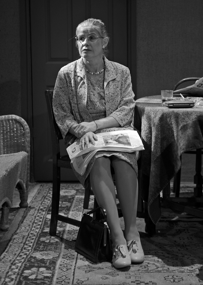 Maeve Doggett in The Entertainer, 2013