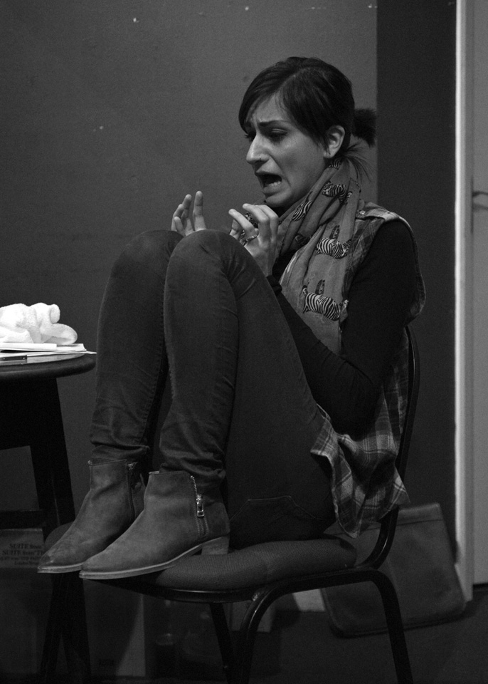 Nicky Ubhi in The Regina Monologues, 2013