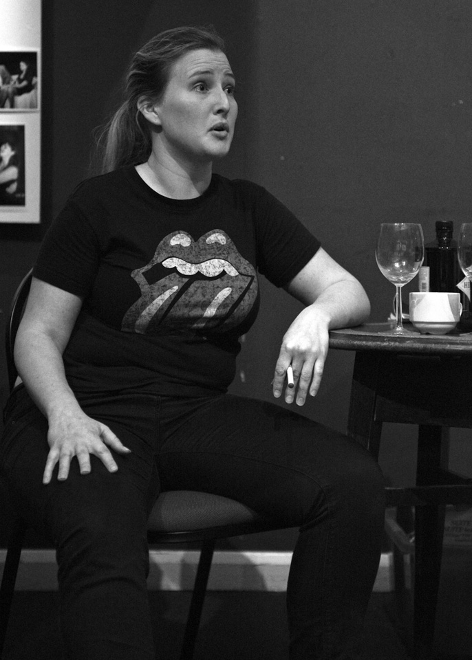 Heidi Hargreaves in The Regina Monologues, 2013
