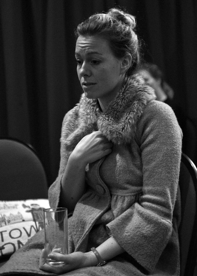 Tamzin Grayson in The Regina Monologues, 2013