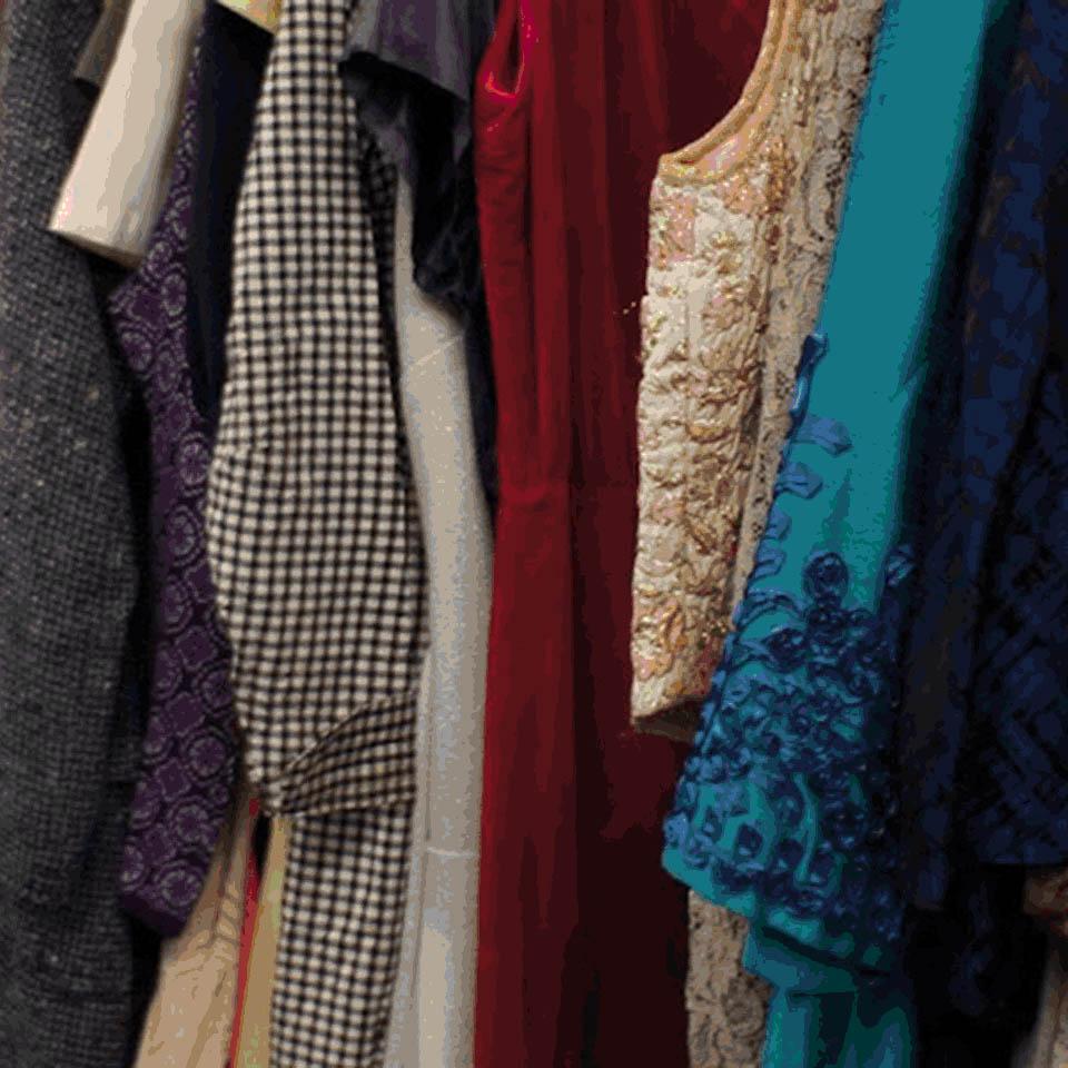 The Big Wardrobe Move - Part 1