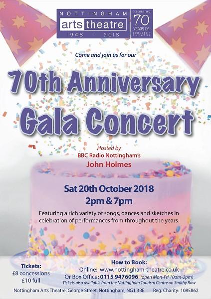 70th Anniversary Gala Concert