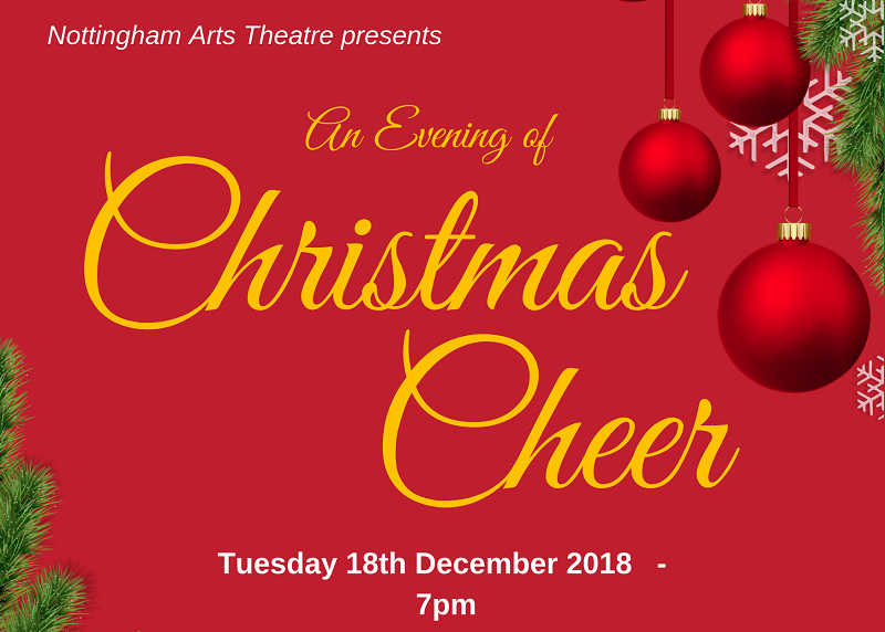 An Evening of Christmas Cheer '18