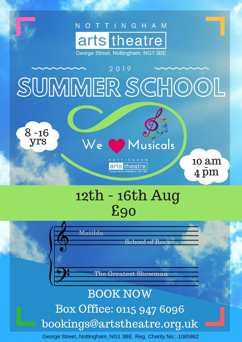 Summer School - We Love Musicals 2019