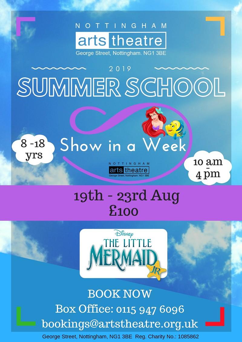 Show in a Week - The Little Mermaid Jr.