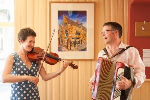 Caprice Duo: Helen Smith & Ben Smith