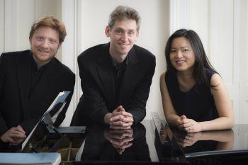 LUNCHTIME RECITAL: Minerva Piano Trio