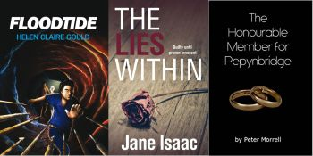 Local Authors Event feat. J. Isaac, H. Gould & P. Morrell