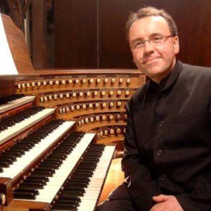 Summer Music Festival: David Briggs Organ Recital
