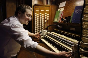 Summer Music Festival: Hauptwerk and the Cathedral organ