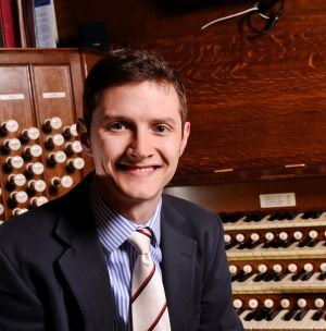 Organ Recital with World Premiere