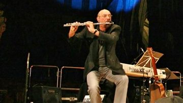 Ian Anderson with The Christmas Jethro Tull