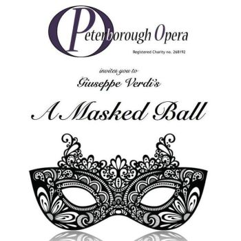 G. Verdi, A Masked Ball performed by Peterborough Opera