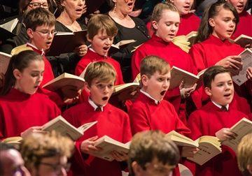 Britten, St Nicholas & Moore, Ode to St Cecilia