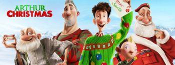 Christmas Movies: Arthur Christmas