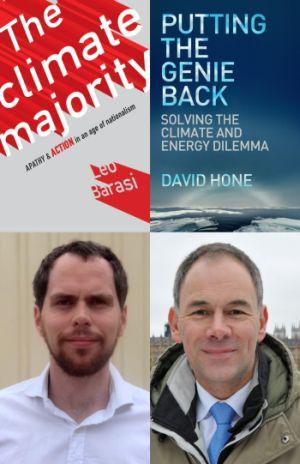 Climate Change Talk with Leo Barasi & David Hone