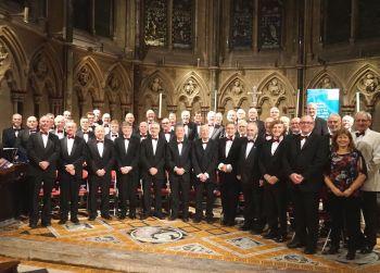 Huntingdon Male Voice Choir