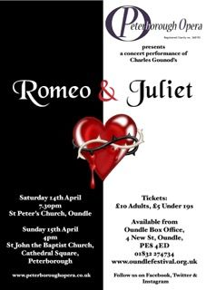 Charles Gounod, Romeo & Juliet.