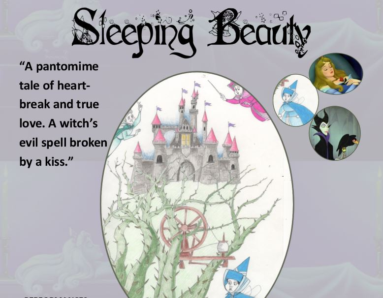 Catworth Amateur Theatrical Society,  Sleeping Beauty.