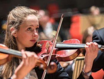 Lunchtime Recital, Raffaella Watson, violin