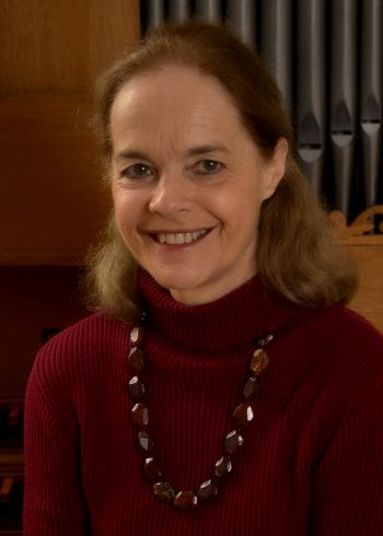 Lunchtime Recital -  Margaret Phillips, organ