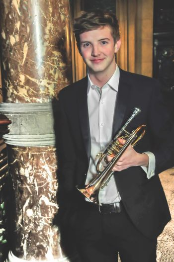 Lunchtime Recital - Thomas Fountain, trumpet
