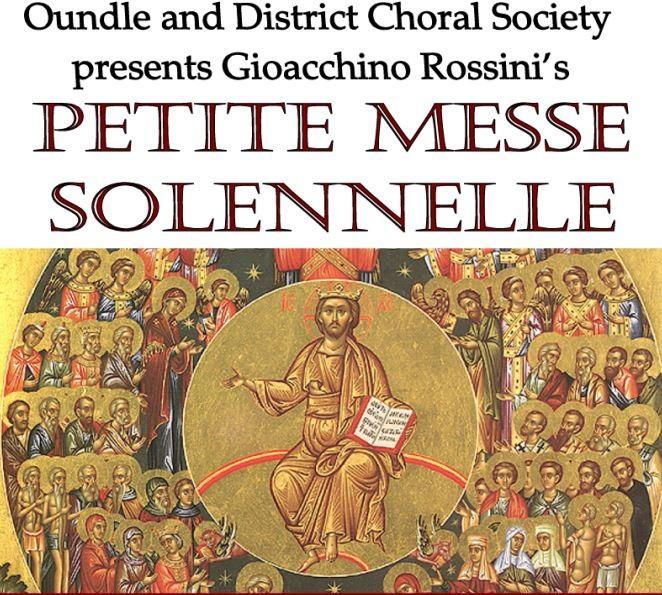 Gioacchino Rossini's Petite Messe Solennelle